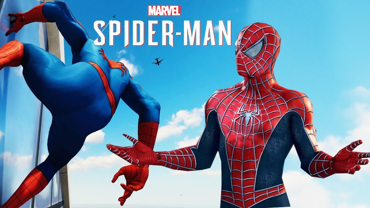 spider man ps4 raimi suit