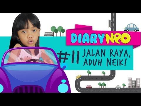 Neona - JALAN RAYA, ADUH NEIK! | DiaryNeo