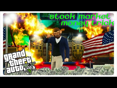 how to earn money in gta 5 story mode working gta 5 story mode glitch stock market money 9974