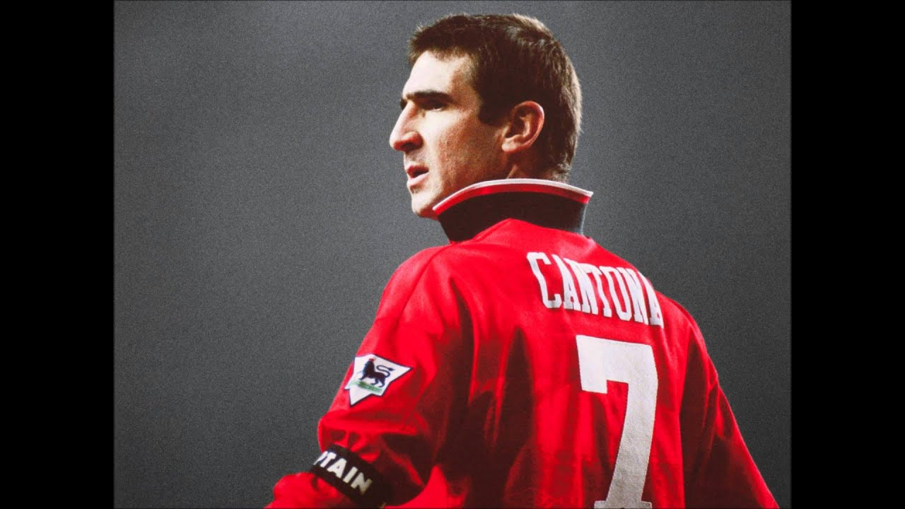 David beckham 7 eric cantona. Thank You France for Eric Cantona! - YouTube