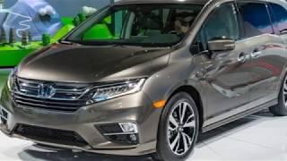 2019 Honda Odyssey Hybrid Redesign - Release - Rumors