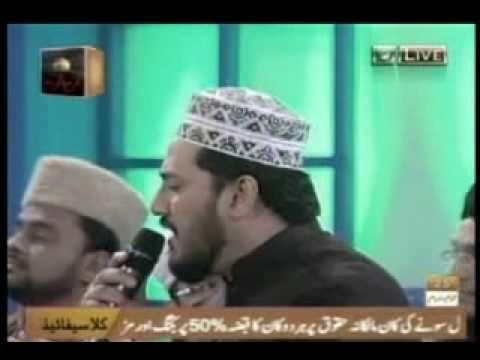Qtv New Year Mehfil 2011- Tajdare Madina- Zulfiqar Ali