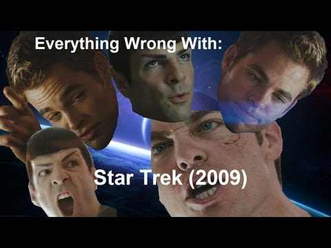 Everything Wrong With Star Trek (2009)