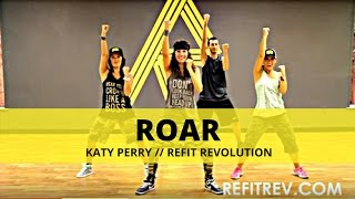 "REFIT® Dance Fitness, ""Roar"" Katy Perry"