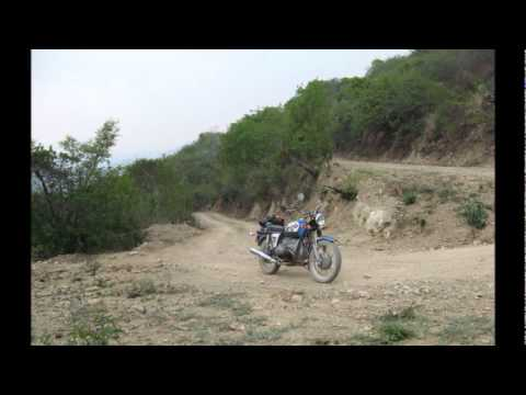 BMW R75 5 OFF ROAD CHICHIHUALCO.wmv
