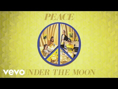Peace - Under the Moon (Audio)