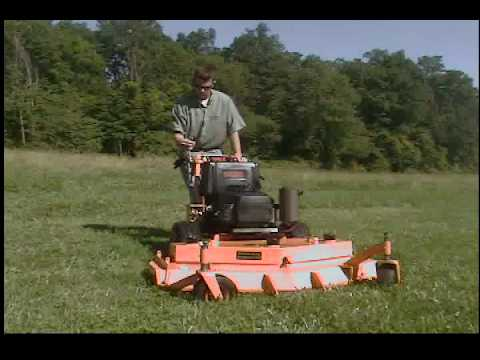Scag 52 Hydro Advantage Lawn mower for sale on ebay ...