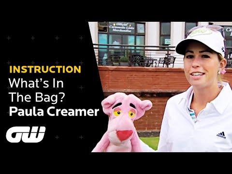 Paula Creamer | What's In The Bag? | Golfing World
