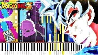 Goku's uses ultra instinct for the very first time Goku vs Jiren Dr...
