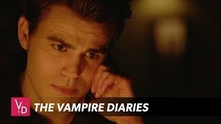 The Vampire Diaries - Episode 6x20: I'd Leave My Happy Home for You Sneak Peek #1 (HD) #Steroline