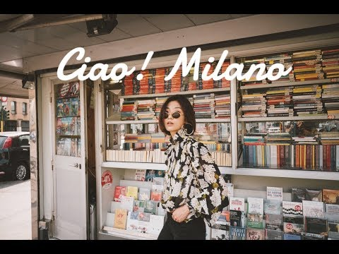 Ciao! 米兰丨看秀丨在米兰的小公寓丨Travel with Savi #19 Milan丨Savislook