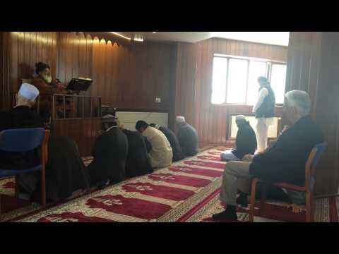 ۶۴ویډو-پښتو-الصیام(روژه)لمری برخه ـ مسجدامام ابوحنیفه(رح) کوپنهاګن-استادبنوری-12-06-2015