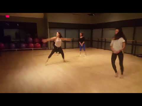 Clare Bowen - Black Roses - Choreography by Lindsay Duus