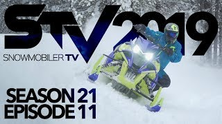 Snowmobiler TV - 2019 Episode 11 ( Triple Triple Tour )