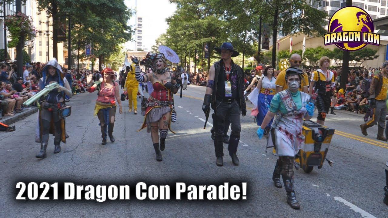 Download The 2021 Dragon Con Parade!