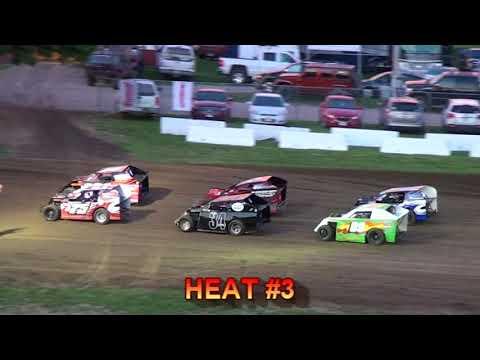 Central Missouri Speedway MOD LITES 5-26-18