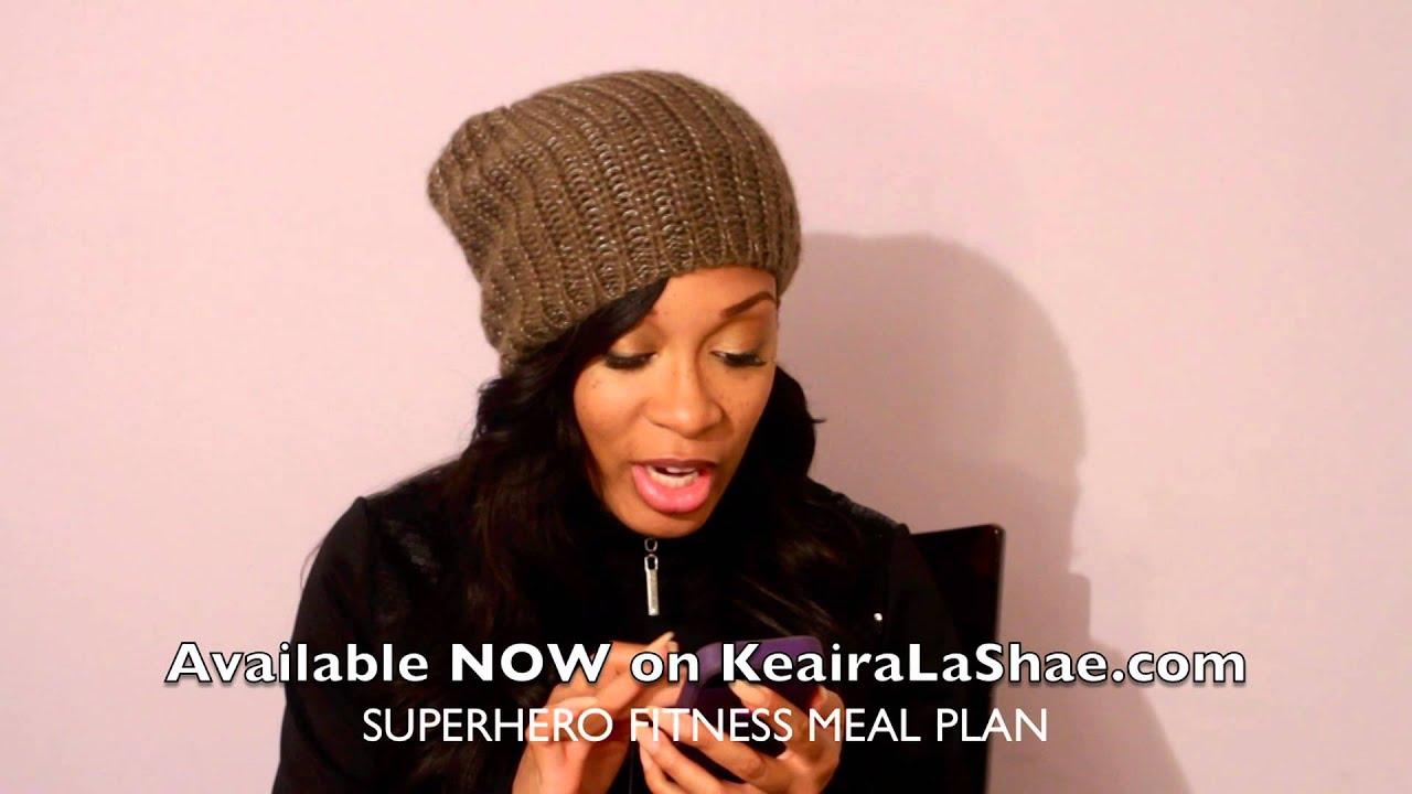 MEAL PLAN ADVICE with @KeairaLaShae