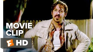 The Nice Guys Movie CLIP - Question the Mermaids (2016) - Ryan Gosling, Russell Crowe Movie HD