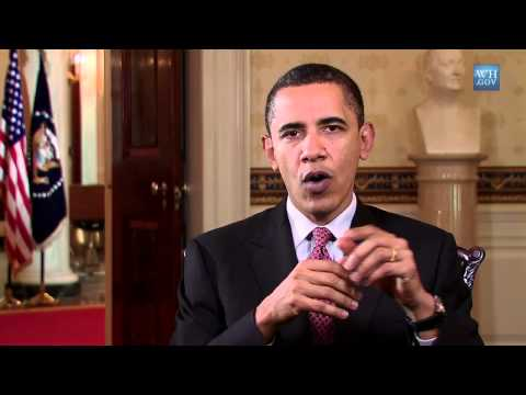 Weekly Address: Holding Wall Street Accountable
