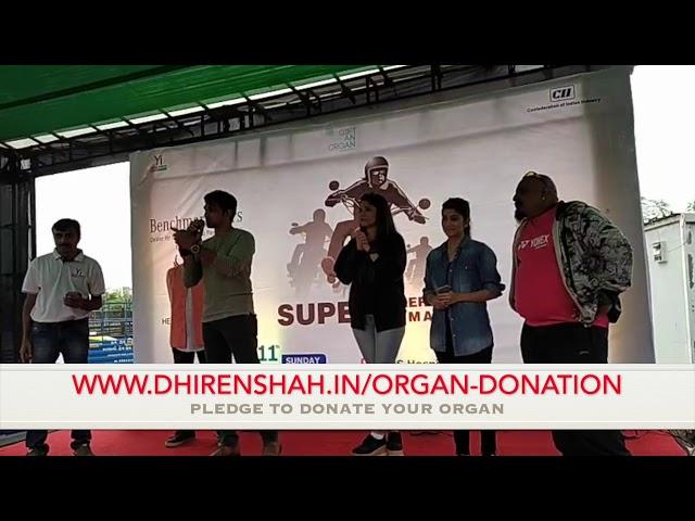 Organ Donation Drive