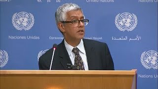 The situation in Yemen & other topics - Daily Briefing (22 June 2018)