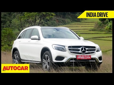 Mercedes-Benz GLC | India Drive | Autocar India