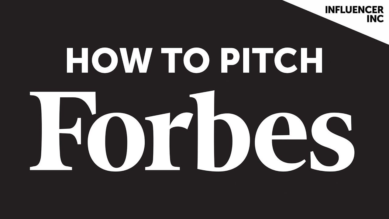 How To Pitch Forbes to Become a Contributor   Contributor Series    Influencer Inc