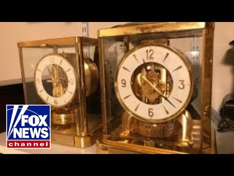 Clock 'doctors' help keep old clocks ticking