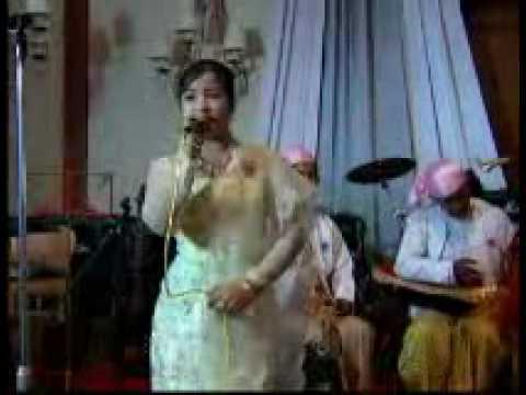 Phyo Gyi & Soe Myat Nanda Wedding Reception Part 2