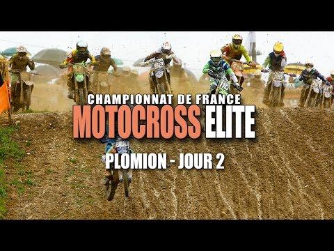 Elite Motocross - Plomion - Résumé Dimanche