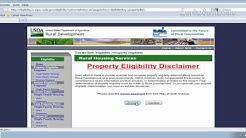 USDA Mortgage Eligibility map Temecula Murrieta Menifee Sun City Wildomar