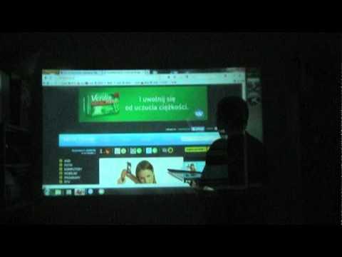 Acer C20 Pico Projector - recenzja
