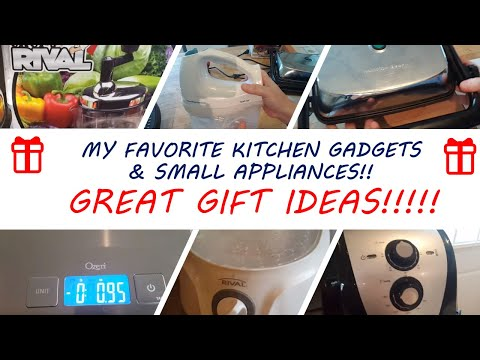 my-kitchen-gadgets-&-small-appliances-|-great-gift-ideas!!
