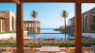 Греция. Пятизвездочные отели Крита: Grecotel Amirandes 5 и Bella Beach Hotel 5*(, 2015-05-05T12:24:56.000Z)