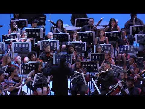 Orquesta Sinfónica del Gran Teatro de la Habana. 55 Aniversario Gala 1
