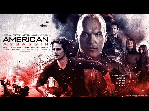 American Assassin 2017 Movie|Dylan O'Brien|Michael Keaton|Sanaa Lathan