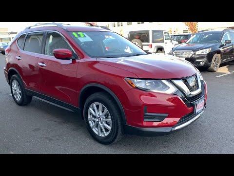 2017 Nissan Rogue Portland, Beaverton, Vancouver, Gresham, Hillsboro, OR 2038470