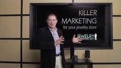 Killer Jewelry Store Marketing Tips
