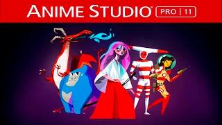 Скачать Русифицирование программы Anime Studio Pro