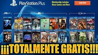 Truco Juegos gratis ps4 100%