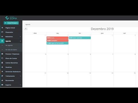 [Sistema Soma] Agendamento de Clientes, Sala de Espera e ...  Agendamento