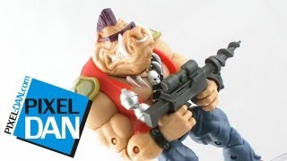 Teenage Mutant Ninja Turtles Classic Collection Bebop Figure Video Review