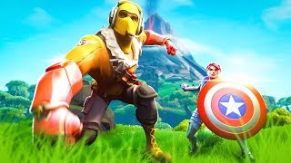 how i CHEATED in the ENDGAME LTM (Fortnite x Avengers)