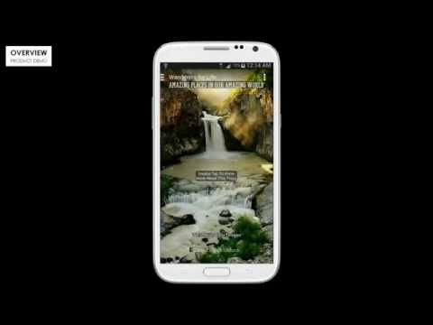 See News, Videos & Songs on Lockscreen, get Reward 1