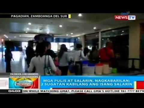 BP: Tindahan ng alahas sa isang mall sa Pagadian City, inatake ng martilyo gang