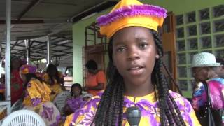 Het 10 Minuten Jeugd Journaal 30 maart 2016 (Suriname / South-America)