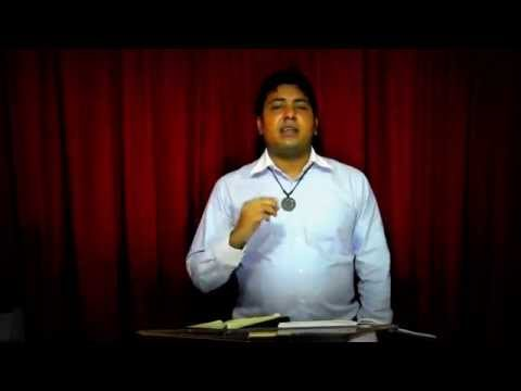 Punjabi Bible Study - Message of the cross (Part-1) Life changing Studies by Evg. Victor M. Sidhu