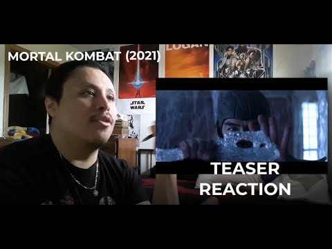 Mortal Kombat (2021) Teaser Trailer Reaction