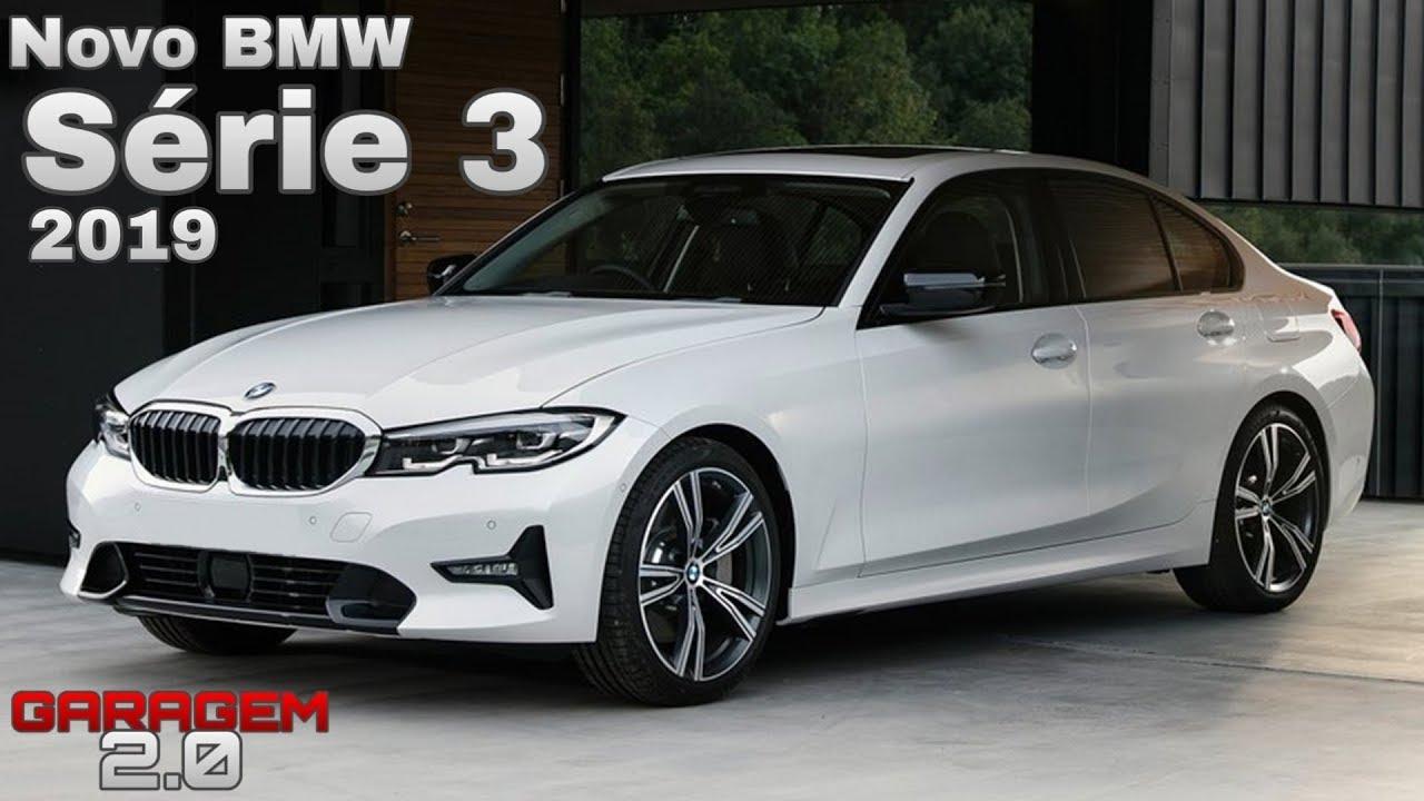 Bmw Serie 4 2019 >> Novo BMW Série 3 2019 - (Garagem 2.0) - YouTube