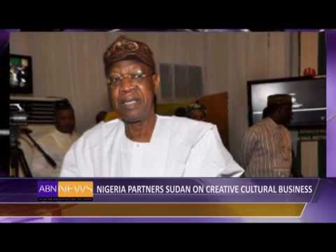 Nigeria partners with Sudan on Creative Cultural Business